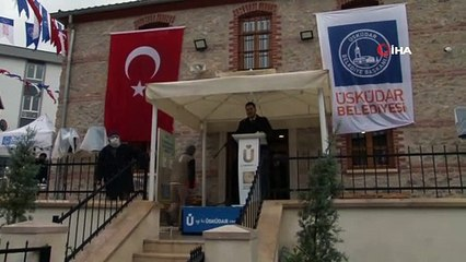 Burhaniye Camii restorasyonun ardından ibadete tekrar açıldı