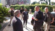 Kültür ve Turizm Bakanı Mehmet Ersoy Antalya'da