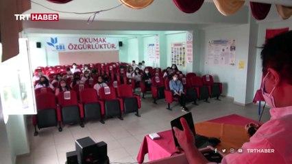 TRT'nin 'Gençler için Gazetecilik' eğitimleri devam ediyor